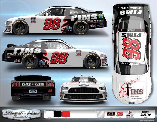 FIMS Stewart Haas Racing